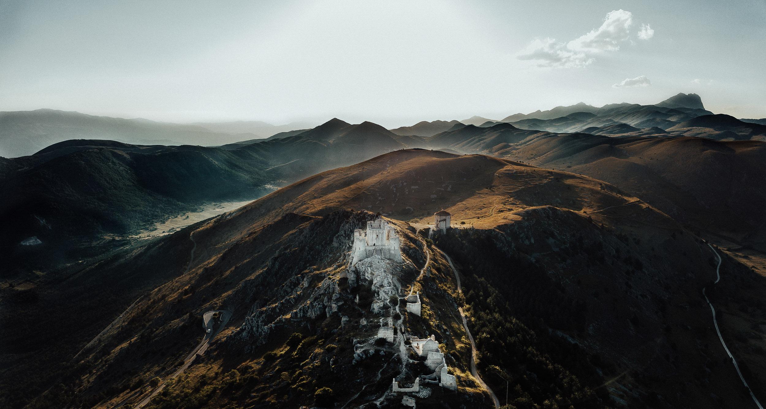 paesaggio monti abruzzo sposarsi