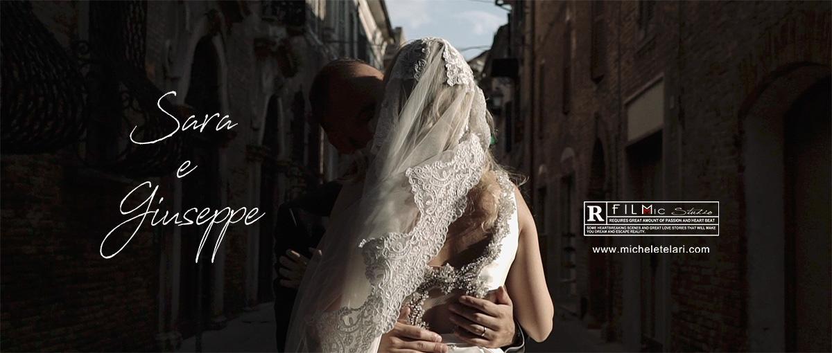 wedding film sara giuseppe video image