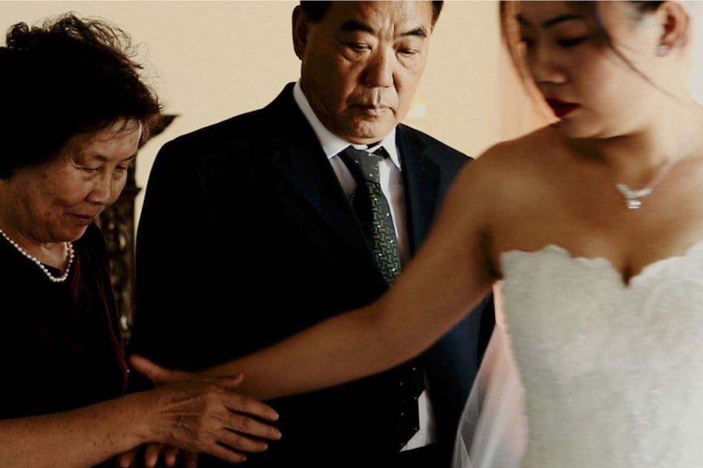 Japan wedding in italy